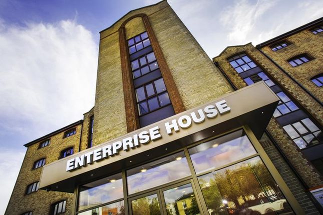 Thumbnail Office to let in Enterprise House, Ocean Way, Southampton