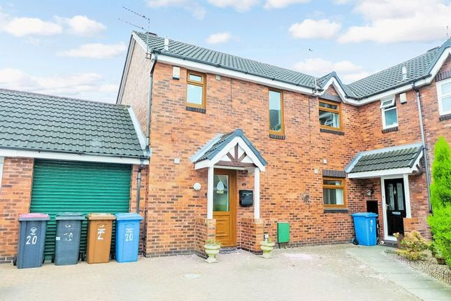 Thumbnail Semi-detached house to rent in Ladymere Drive, Walkden, Manchester
