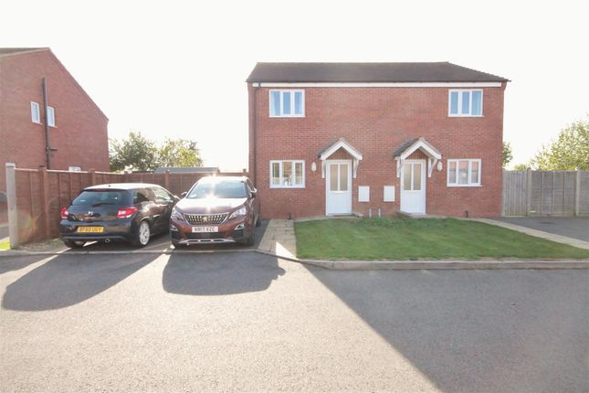 Thumbnail Semi-detached house for sale in Carters View, Lower Quinton, Stratford-Upon-Avon