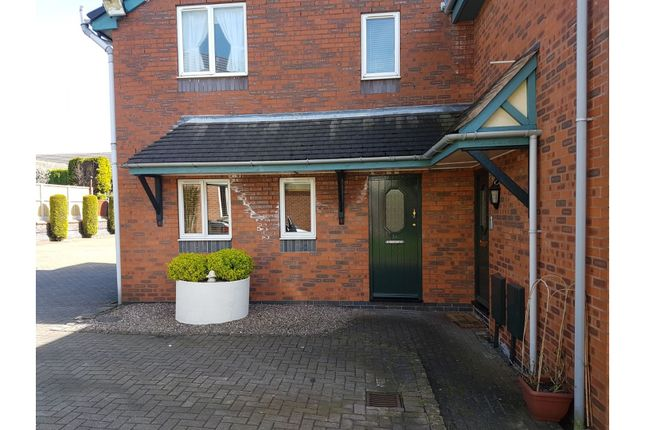 Thumbnail Flat for sale in Garnett Road West, Newcastle Under Lyme