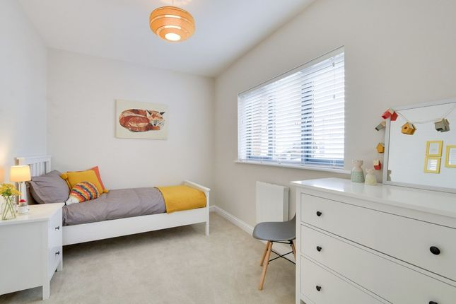 Example Bedroom of Plot 10, Victoria Views, Plymouth PL1