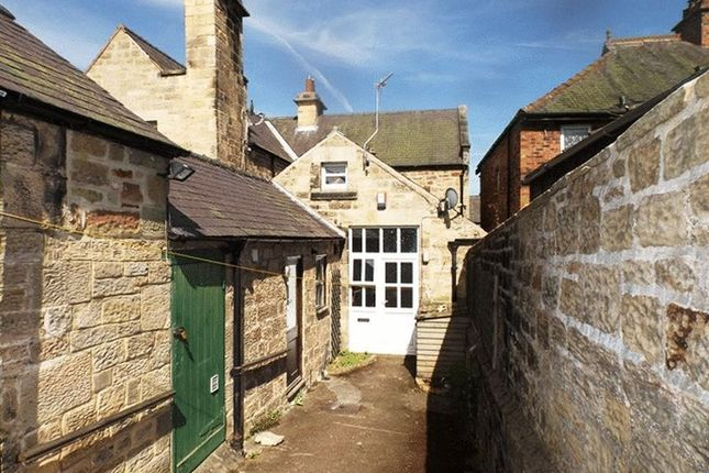 Thumbnail Cottage for sale in Bridge Street, Rothbury, Morpeth