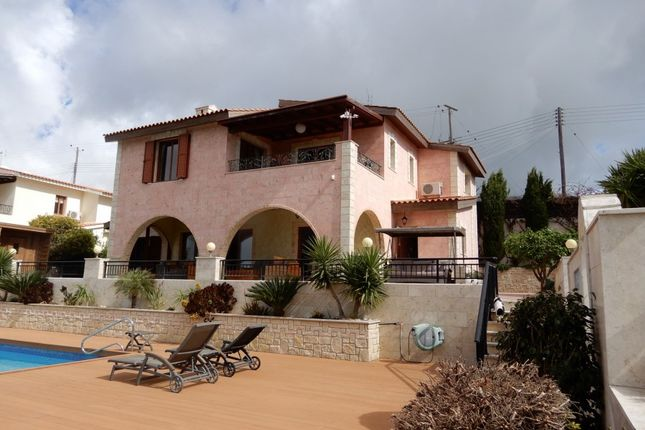 Detached house for sale in Tsadha, Paphos, Cyprus