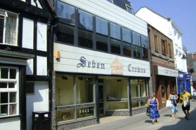 Retail premises for sale in 7 Crown Street Wellington, Telford
