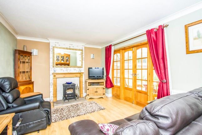 Thumbnail Detached bungalow for sale in Osprey Road, Leicester