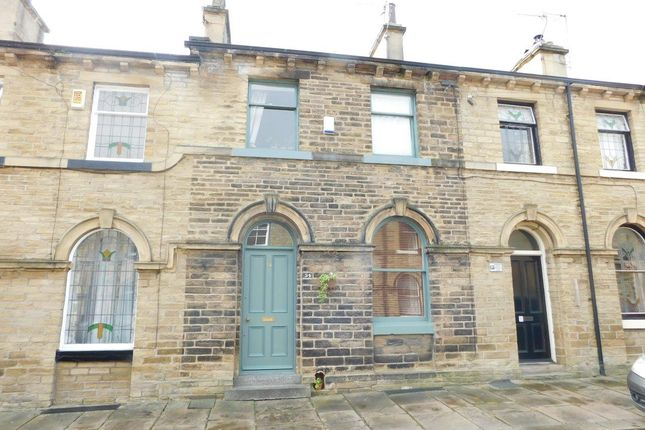 Thumbnail Terraced house for sale in Titus Street, Saltaire