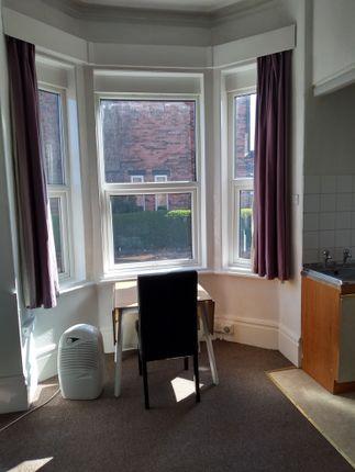 Thumbnail Flat to rent in Church Road, Urmston, Lancs