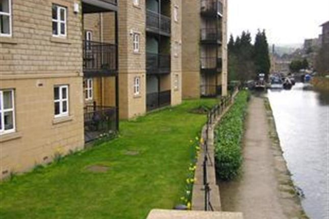 Thumbnail Flat for sale in The Riverine, Chapel Lane, Sowerby Bridge.