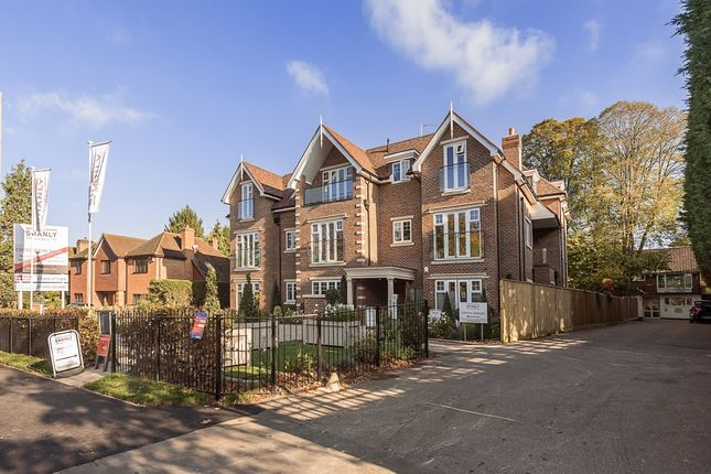 Thumbnail Flat to rent in Station Road, Beaconsfield