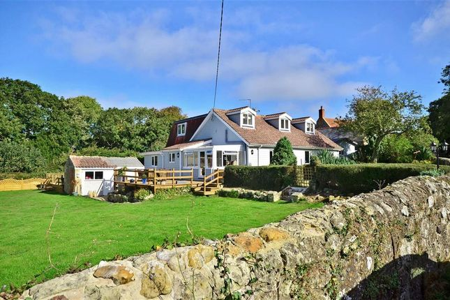 4 bed detached house for sale in St. Johns Road, Wroxall, Ventnor, Isle Of Wight
