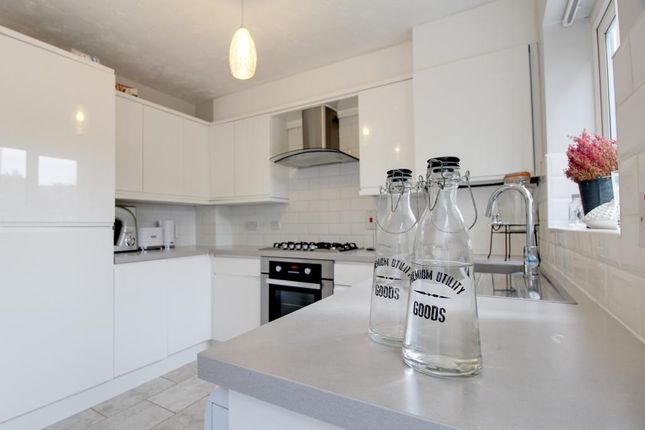 Thumbnail Terraced house for sale in Dunraven Avenue, Luton
