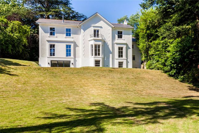 Thumbnail Detached house for sale in Church Hill, West End, Hampshire