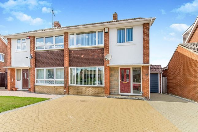 3 bed semi-detached house for sale in Cress Way, Faversham
