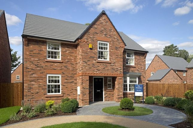 """Thumbnail Detached house for sale in """"Winstone"""" at London Road, Nantwich"""