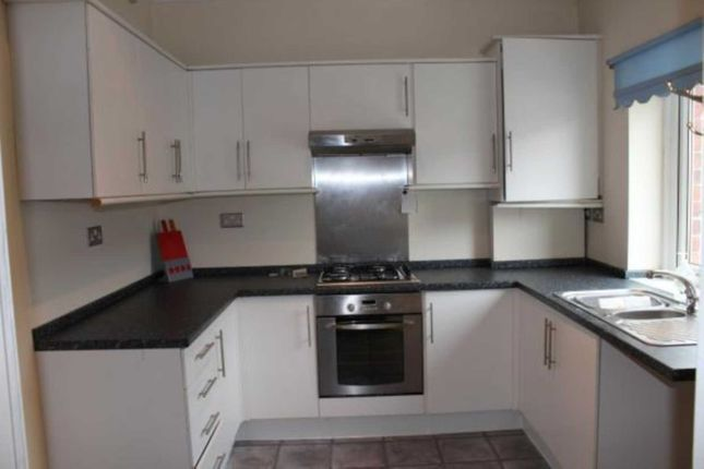 Thumbnail Terraced house to rent in Percy Terrace, New Kyo, Stanley