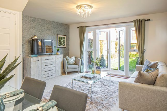 """Thumbnail End terrace house for sale in """"Norbury"""" at High Street, Felixstowe"""