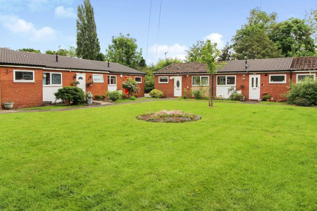 Thumbnail Semi-detached bungalow for sale in The Beeches, Cheadle Hulme
