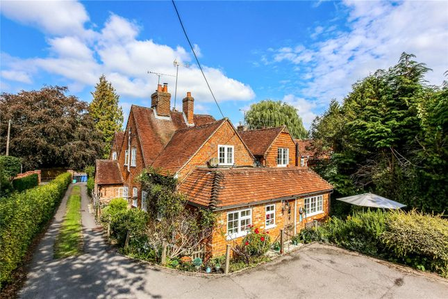 Thumbnail Semi-detached house for sale in Well Road, Crondall, Farnham, Hampshire