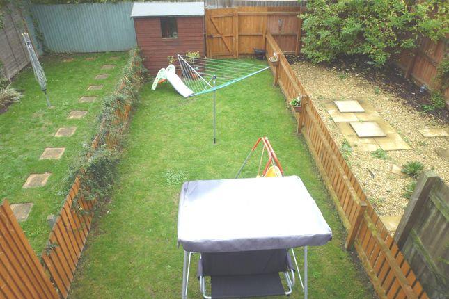 Garden of Fieldfare Drive, Stanground, Peterborough PE2