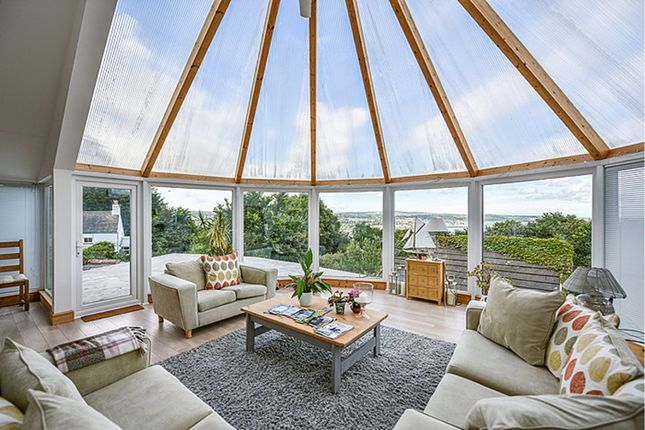 Thumbnail Detached house for sale in Gwavas Lane, Penzance