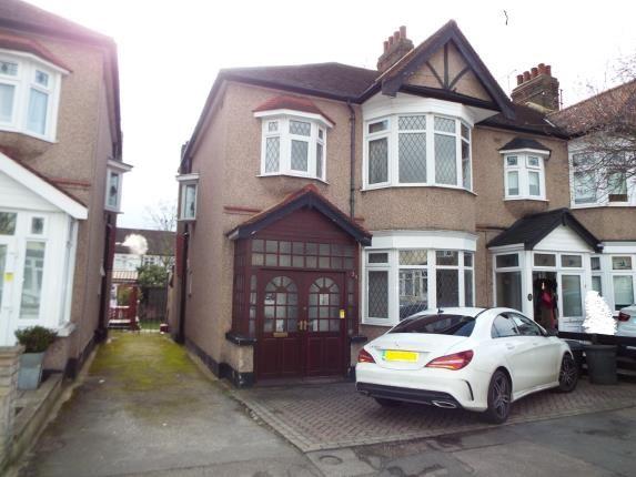 Thumbnail End terrace house for sale in Barkingside, Essex