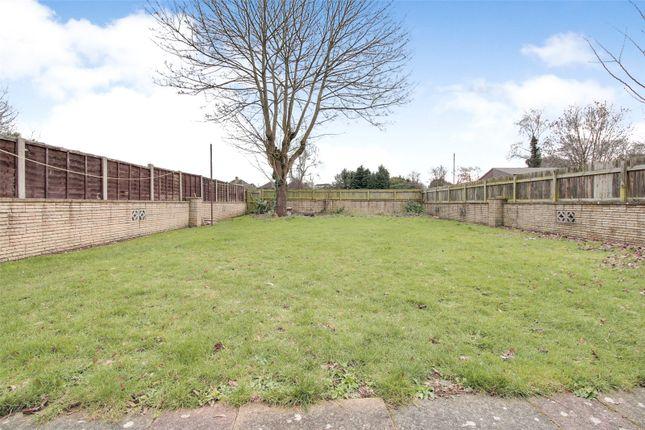 Garden of Essex Road, Maidstone ME15