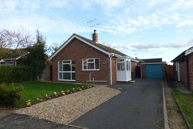 Thumbnail Detached bungalow to rent in Hemmant Way, Gillingham, Beccles