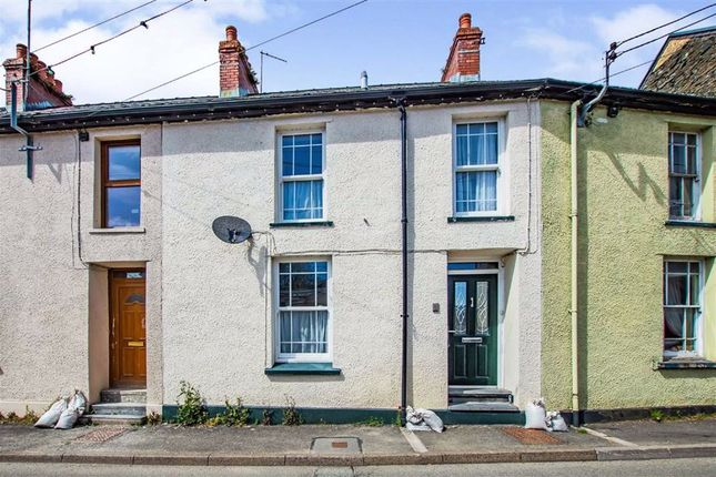 2 bed terraced house for sale in Lewis Street, Pontwelly, Llandysul SA44