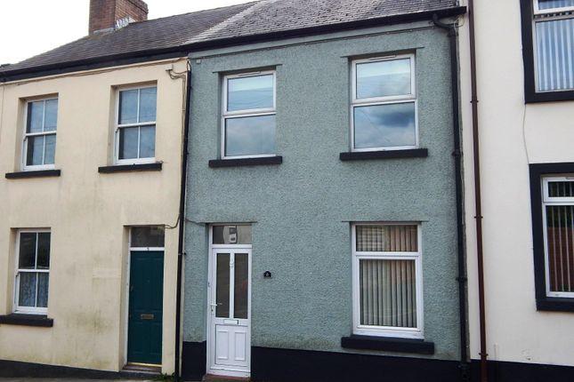 Thumbnail Terraced house to rent in Upper Waun Street, Blaenavon, Pontypool