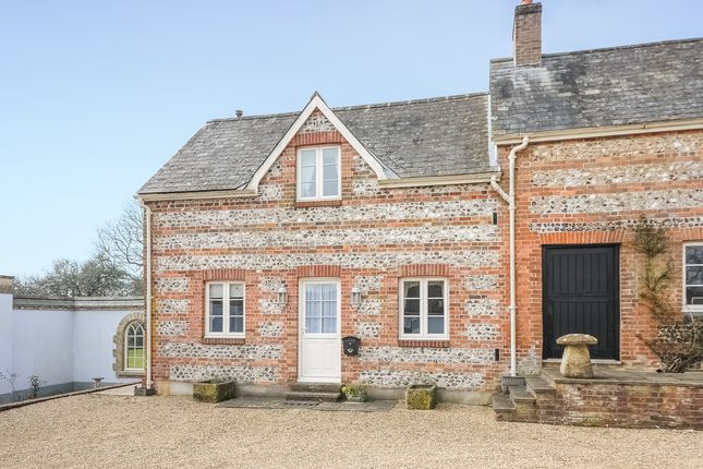 Thumbnail Terraced house to rent in The Coach House, West Chase, Bowerchalke, Salisbury, Wiltshire