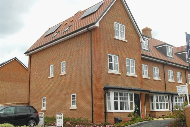 Thumbnail End terrace house for sale in Edge, Maidstone, Kent
