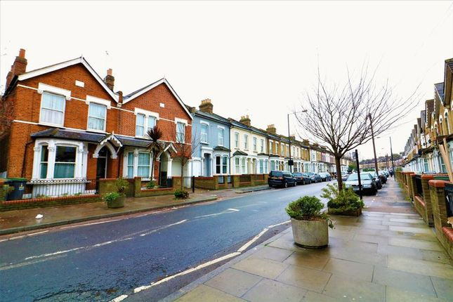 Thumbnail Terraced house to rent in Hornsey Park Road, London