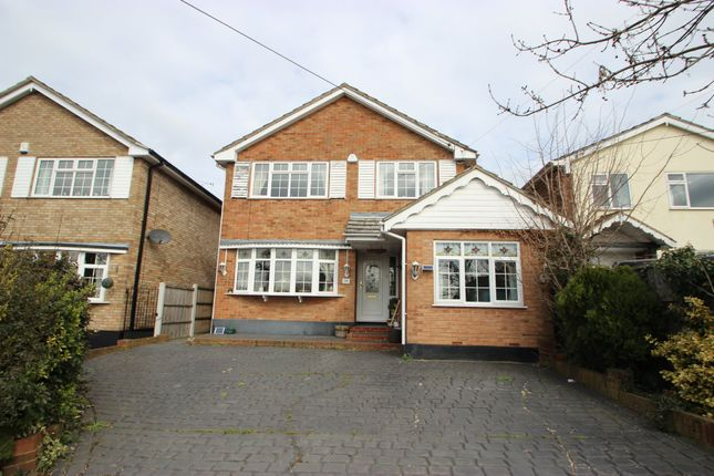 Thumbnail Detached house for sale in Clarence Road North, Benfleet