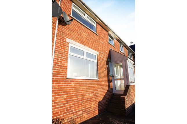 Thumbnail Terraced house for sale in Southey Street, Barry
