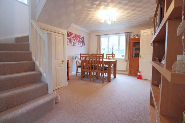 Dining Room of Dovecote Close, Wistaston, Cheshire CW2
