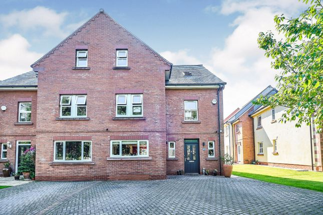 Thumbnail Semi-detached house for sale in Chapel Brow, Carlisle, Cumbria