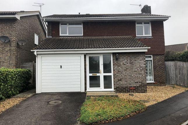 Thumbnail Detached house to rent in Halfway Close, Trowbridge, Wiltshire