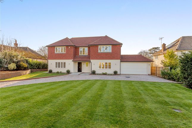 Thumbnail Detached house for sale in Eastwick Drive, Bookham, Leatherhead, Surrey