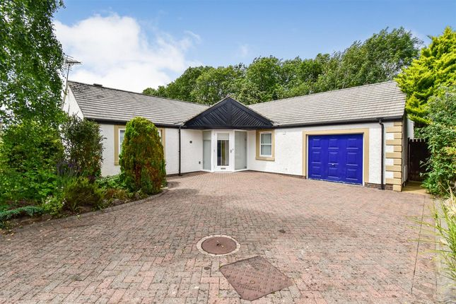 Thumbnail Detached bungalow for sale in Derwentside Gardens, Cockermouth