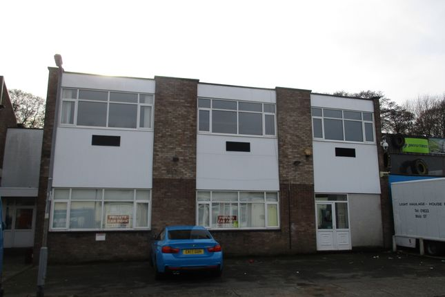 Thumbnail Office for sale in Grange Industrial Estate, Cwmbran