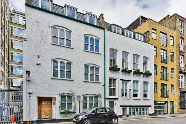 Thumbnail End terrace house for sale in Hatton Place, London