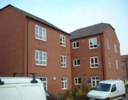 Thumbnail Flat to rent in Congreve Way, Stratford-Upon-Avon