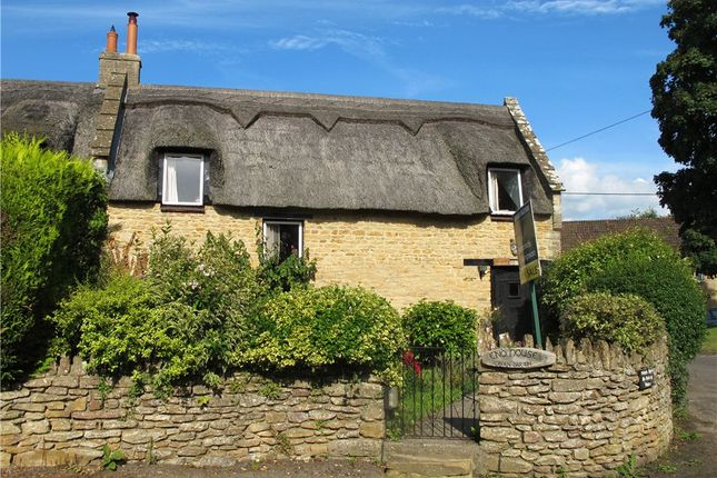 Thumbnail Semi-detached house for sale in Green Barton, Church Lane, North Perrott, Crewkerne, Somerset