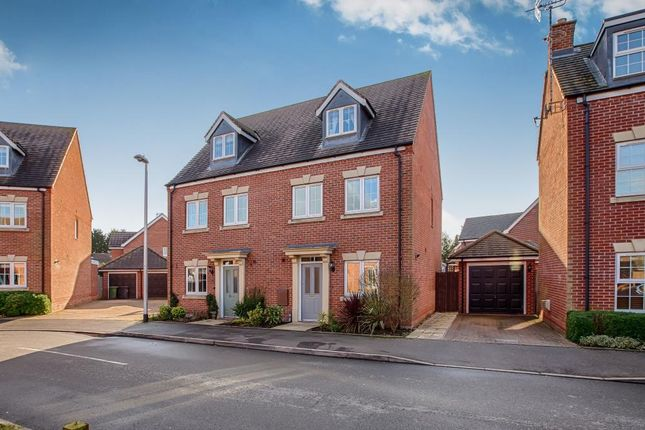 Thumbnail Semi-detached house to rent in Brittain Lane, Warwick