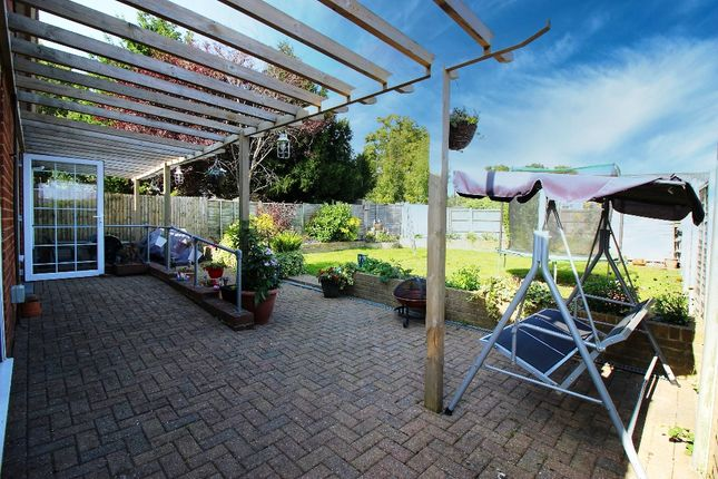 Garden of Rushetts Road, West Kingsdown, Sevenoaks TN15