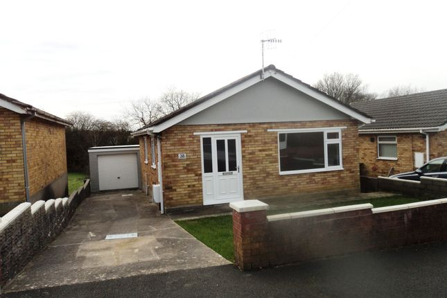 Thumbnail Bungalow to rent in Woodlands Park, Kenfig Hill