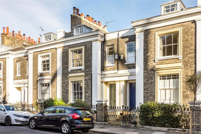 Thumbnail Terraced house for sale in St Peter's Street, London