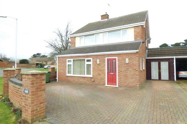 Thumbnail Detached house for sale in Atherstone Avenue, Peterborough, Cambridgeshire