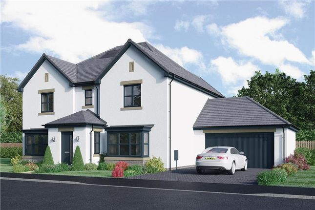 "Thumbnail Detached house for sale in ""Carnegie"" at Blantyre Mill Road, Bothwell, Glasgow"