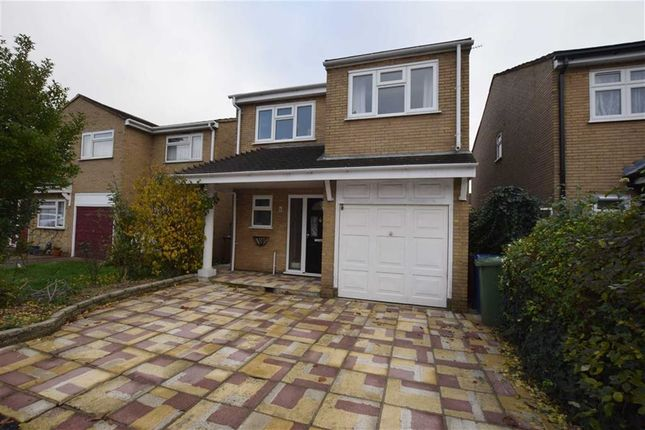 Thumbnail Detached house for sale in Martins Close, Stanford-Le-Hope, Essex